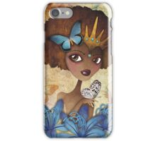 Lily of the Nile iPhone Case/Skin
