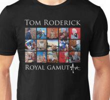 Tom Roderick - Royal Gamut Art Unisex T-Shirt