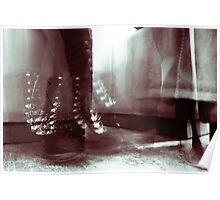 Dancing Feet Poster