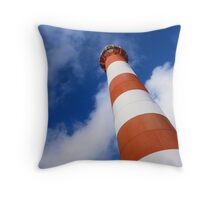 Moore Point Lighthouse, Geraldton Throw Pillow