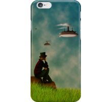 Airhships iPhone Case/Skin