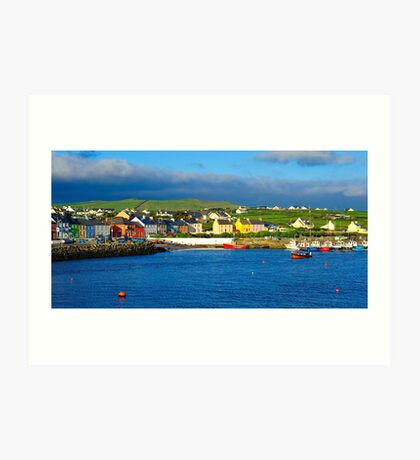 Portmagee, Co. Kerry, Ireland Art Print