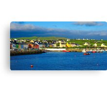 Portmagee, Co. Kerry, Ireland Canvas Print