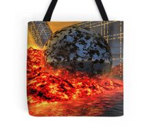 Fire and Steel - A Fantasy Tote Bag