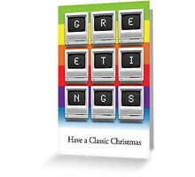 Have a Classic Christmas Greeting Card