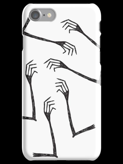 creep hands by smallroarpress