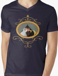 Happy Endings Mens V-Neck T-Shirt