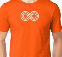 Infinite Wisdom - Infinity Symbol - White Unisex T-Shirt