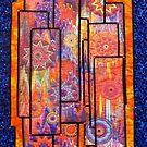 Stairway to 1977 by Pamela Gregan