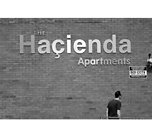 Haçienda Apartments, Manchester Photographic Print