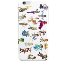 SMITE - Chibi Goddesses iPhone Case/Skin