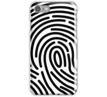 Fingerprint iPhone Case/Skin