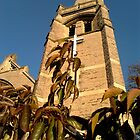 church tower by Johnathan Bellamy