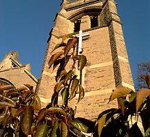 church tower by Johnathan Bellamy