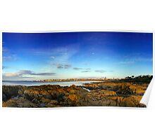 Bangor panorama Poster