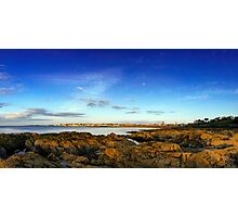 Bangor panorama Photographic Print
