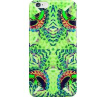 The Colorful Peacock iPhone Case/Skin