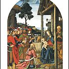 Pietro Perugino's Adoration by Harveylee