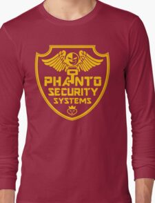 PHANTO SECURITY SYSTEMS Long Sleeve T-Shirt