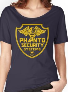 PHANTO SECURITY SYSTEMS Women's Relaxed Fit T-Shirt