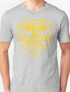 PHANTO SECURITY SYSTEMS Unisex T-Shirt