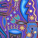 Huichol Art with strings/Puerto Vallarta, Mexico Arte Huichol by PtoVallartaMex