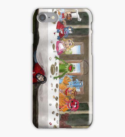 Last Mupper iPhone Case/Skin