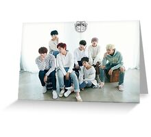 BTS/Bangtan Sonyeondan - Season's Greetings #2 Greeting Card
