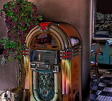 "Winsteads Drive In - Jukebox ""Rock Around the Clock"" by TeeMack"