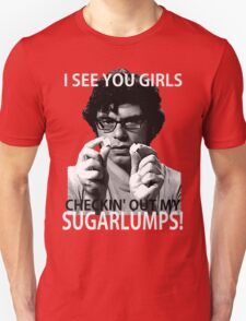 "Flight of the Conchords ""Sugarlumps"" Tee Unisex T-Shirt"