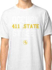 Discreetly Greek :: Occupy East State Street Classic T-Shirt
