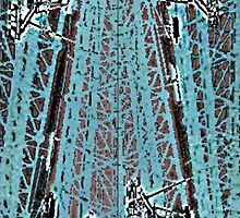 patina, cell, towers by dabadac