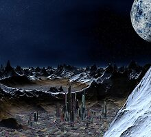 Crater Cities of Talos Freehold by AlienVisitor