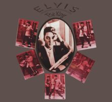 ELVIS - The King ! Kids Clothes