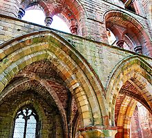 Lanercost Priory by Kate Fortune