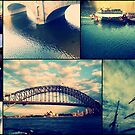 Water Collage by TalBright