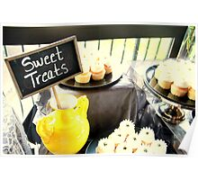 sweet treats Poster