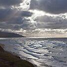 Storm Light Inverness Beach NS by EvaMcDermott