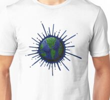 Global Splat Unisex T-Shirt