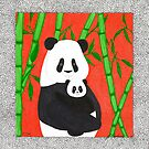 Panda Love by Judy Newcomb