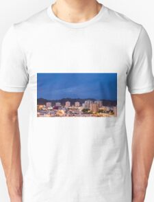 Eilat Israel. Cityscape at night T-Shirt