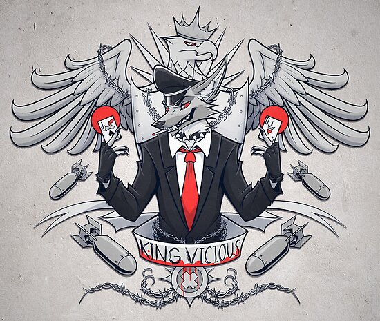 King Vicious by psurg