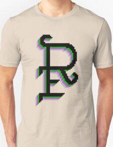 Rusty Symbol  T-Shirt