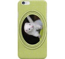 Ferret Sprin iPhone Case iPhone Case/Skin