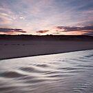 Rippled Dawn by EvaMcDermott