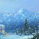 Winter by Tanya Varga (formerly Tanya Wheeler)