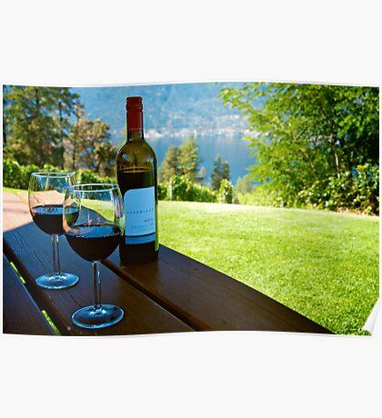 ArrowLeaf Winery Poster
