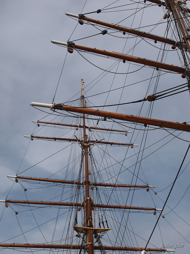 Discovery Masts by kalaryder