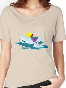 Titanic. Women's Relaxed Fit T-Shirt