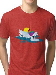 Titanic. Tri-blend T-Shirt